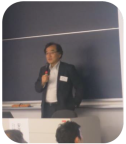 安藤 清志先生