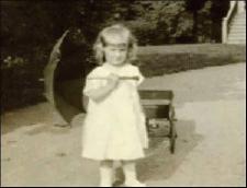 少女時代のメアリー(年代不詳)