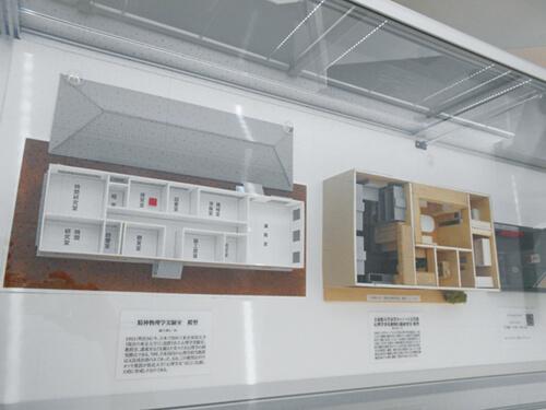古装置の展示状況④