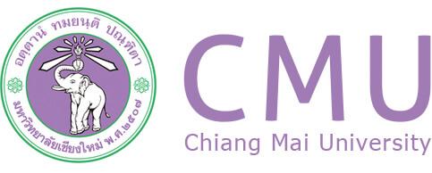 チェンマイ大学のロゴ
