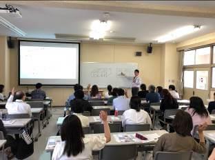 当日の会場の様子(撮影は中川権人氏[支部会幹事・石川担当])