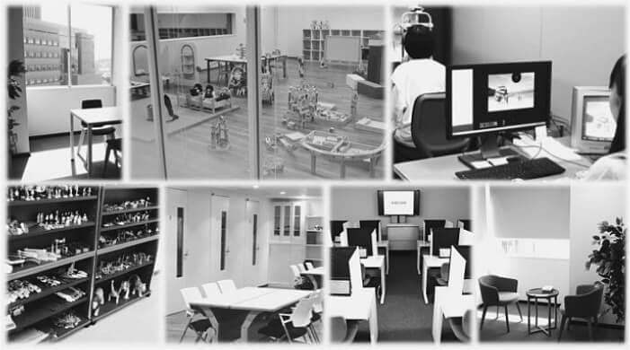 写真2 リニューアルした実験室・実習室