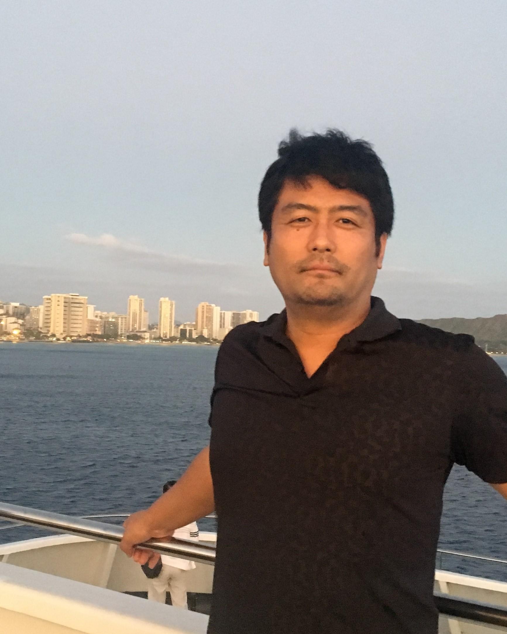 Kanakogi Yasuhiro